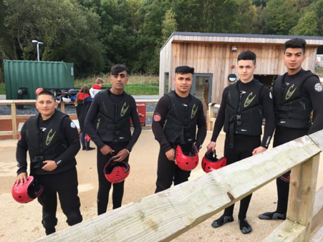 Stage 1: NCS residential – Four day residential aimed at building confidence and raising self-esteem. See details below for a residential that took place at Surf Snowdonia.