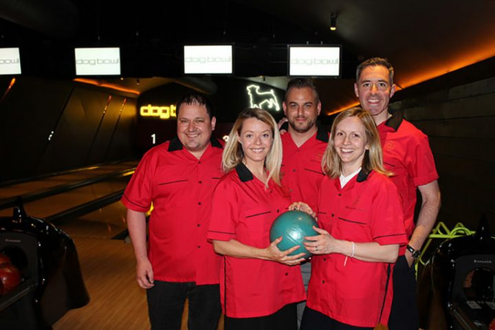 Lucky strike bowling ceo