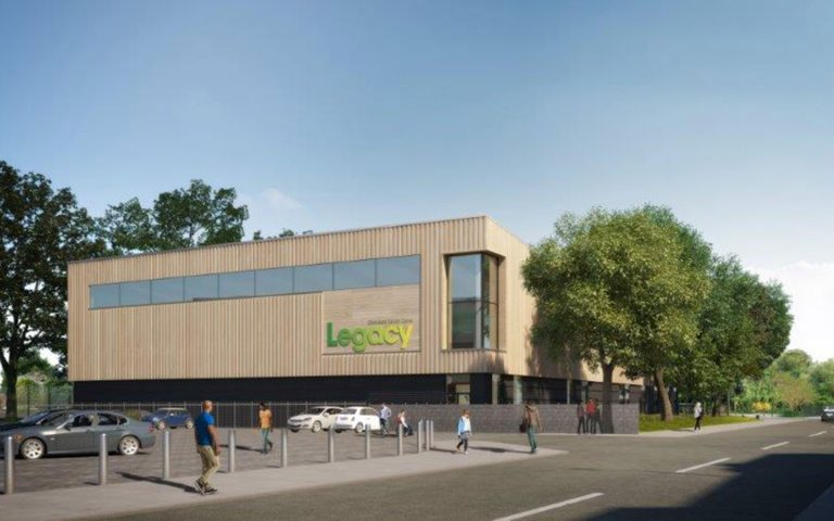 £2.86m fuels expansion of Youth Zone network across London